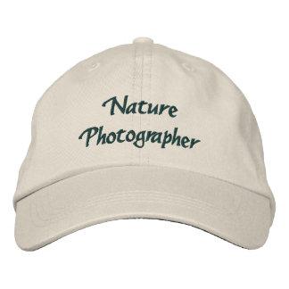 Nature Photographer Cap