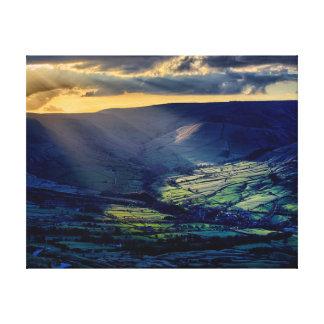 Nature photography   Landscape Canvas Print