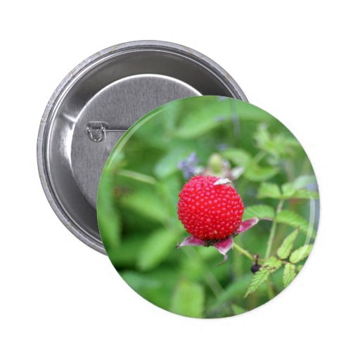 Nature Photography Pinback Button