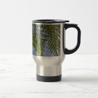 Nature photography travel mug