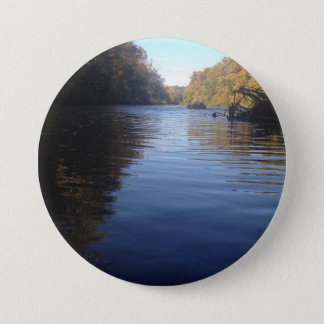 Nature Pinback Button