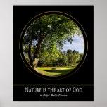 Nature Poster - Art of God Print
