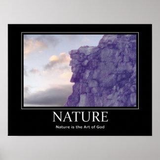 Nature Poster Inspiration / motivation
