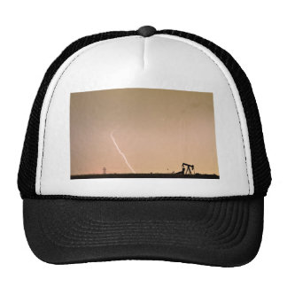 Nature - Power and Oil Trucker Hat
