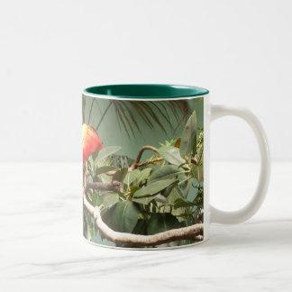 Nature print Mug