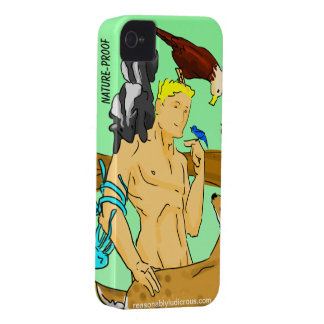 Nature-Proof iPhone 4 Case-Mate Case