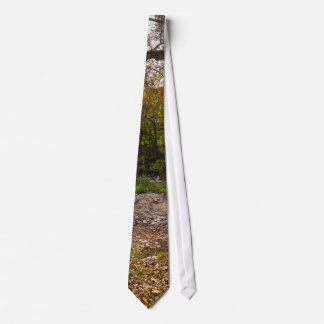 Nature Reaching Out Tie