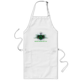 Nature Recycles Long Apron