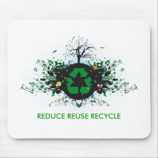 Nature Recycles Mousepads
