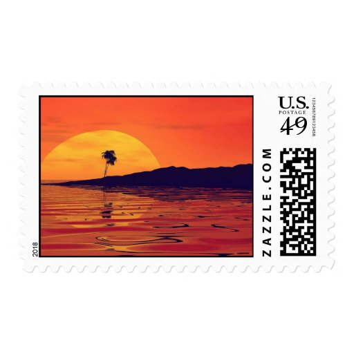 nature_red1 postage stamp
