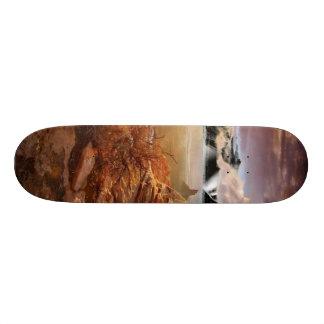 Nature Remains Skateboard Deck