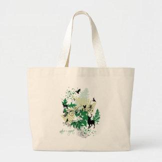 Nature=Respect Bag