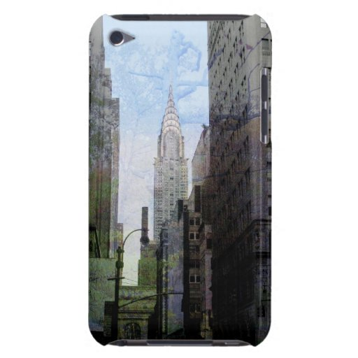 Nature retakes NY iPod Touch Case