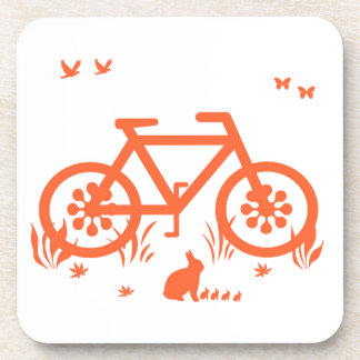 Nature Ride Drink Coaster