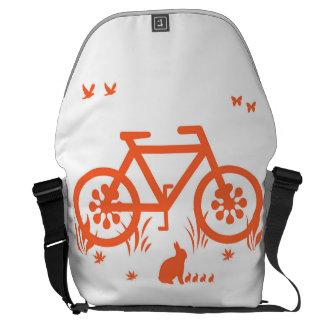 Nature Ride Messenger Bag