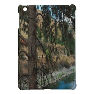 Nature River Pines Valley iPad Mini Covers