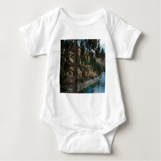Nature River Pines Valley Tshirt