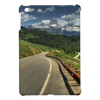 Nature Road Mountian Valley iPad Mini Cover