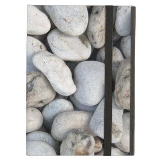 Nature Rock Pebble texture iPad Air Covers