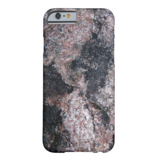 Nature Rock Texture Pinkish Barely There iPhone 6 Case