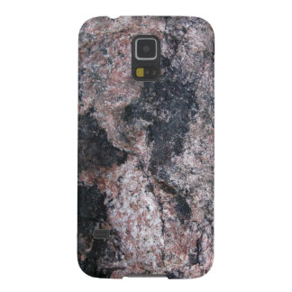 Nature Rock Texture Pinkish Galaxy S5 Covers
