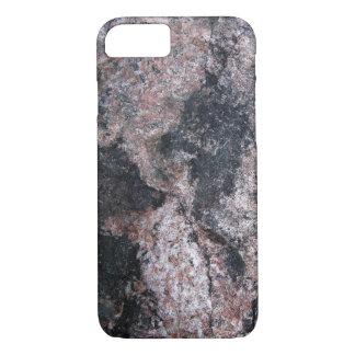Nature Rock Texture Pinkish iPhone 7 Case