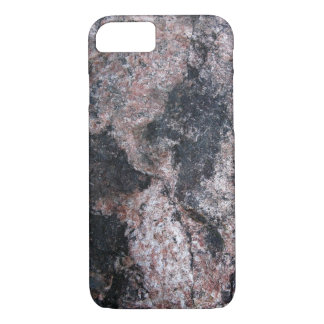 Nature Rock Texture Pinkish iPhone 8/7 Case