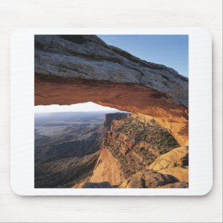 Nature Rocks Mountain View Rock Climbing Mouse Pad