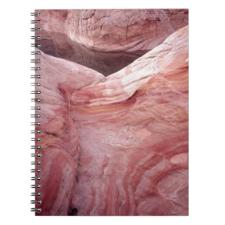 Nature Rocks Red Grand Canyon Spiral Notebook