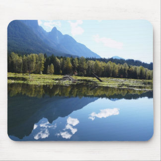 Nature s Beauty Reflected Mouse Pad