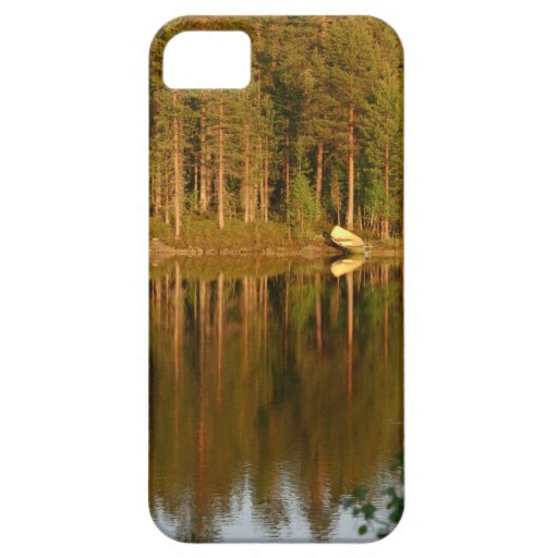 Nature's Reflections custom iPhone case-mate iPhone 5 Cover