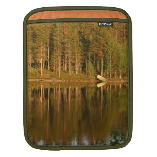 Nature's Reflections custom laptop / iPad sleeve