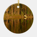 Nature's Reflections custom ornament