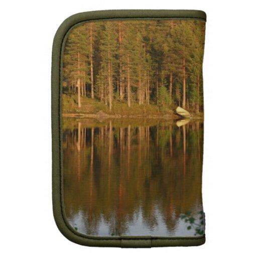 Nature's Reflections custom planner / organizer