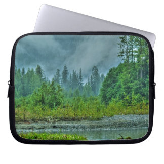 Nature Scene Wilderness Beauty Laptop Sleeves