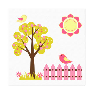 nature scenery for kids canvas print