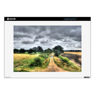 "Nature Scenery Forest Walks in the UK Skin For 15"" Laptop"