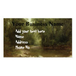 Nature scenes Business Card Pack Of Standard Business Cards