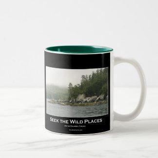 NATURE Series II Two-Tone Coffee Mug