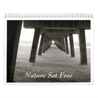 Nature Set Free Calendar