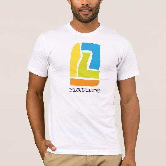 nature shape, nature T-Shirt