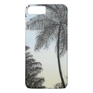 Nature silhuette iPhone 8 plus/7 plus case