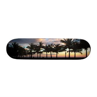 Nature Skateboarding Deck
