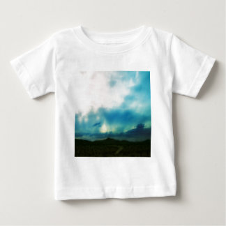 Nature Sky Sunlit Darkness Baby T-Shirt