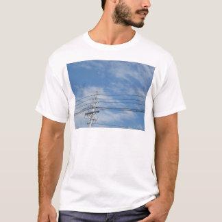 Nature Skyline NewJersey USA Cloud GIFTS nvn673 fu T-Shirt