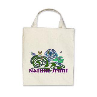 Nature Spirit Tote Bags
