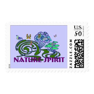 Nature Spirit Postage