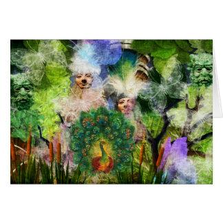Nature Spirits Greeting Card