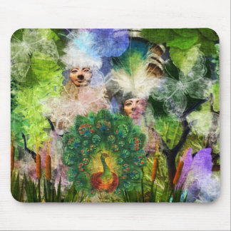 Nature Spirits Mouse Pad