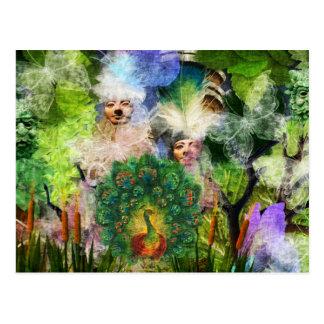 Nature Spirits Postcard